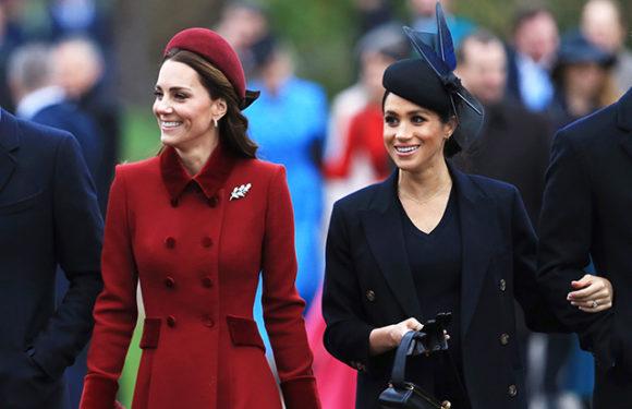 Кенсингтонский дворец обратился к Instagram, чтобы защитить Кейт Миддлтон и Меган Маркл от хейтеров