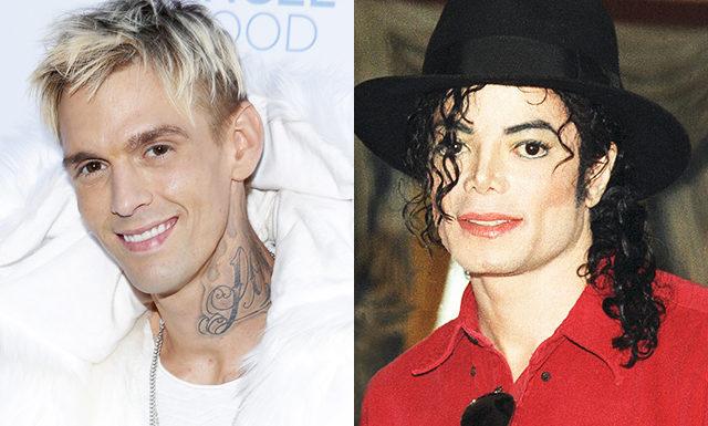 Друг Майкла Джексона Аарон Картер защищает певца от обвинений в педофилии