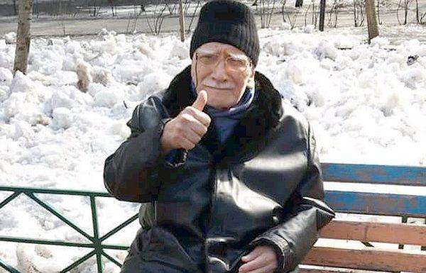 Живой Армен Джигарханян неожиданно появился в поле зрения общественности