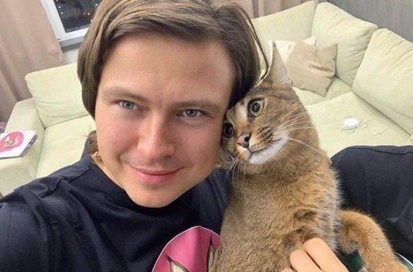 Прохор Шаляпин показал новое фото со своей новой красавицей
