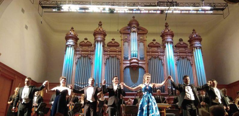 Гала-концерт «Хосе Каррерас Гран При» прошел в БЗК