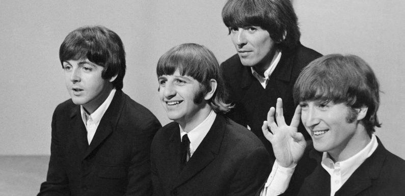 Обнаружены редчайшие кадры выступления Beatles 1966 года