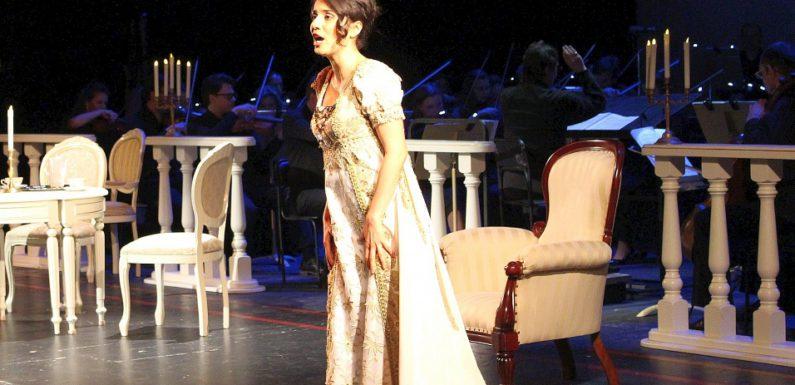 Юрий Башмет показал новую версию спектакля по мотивам «Евгения Онегина»