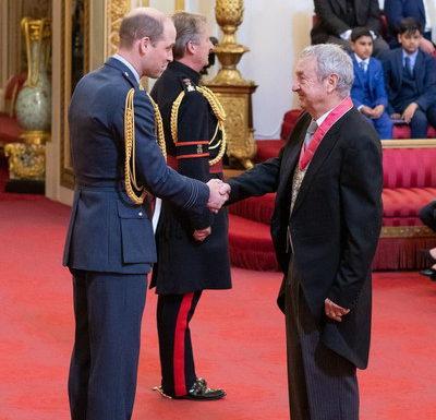 Барабанщик Pink Floyd стал командором Британской империи