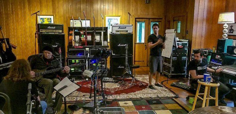 Megadeth приступил к записи нового альбома