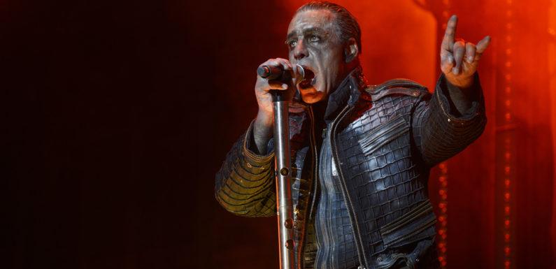 Новый альбом Rammstein утек в сеть до релиза