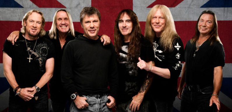 Iron Maiden подала в суд на игру Ion Maiden