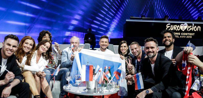 Сергей Лазарев вышел в финал конкурса «Евровидение 2019»