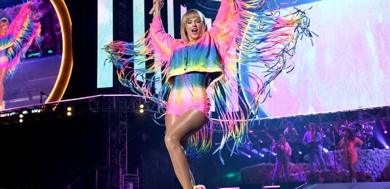 Тейлор Свифт выпустила ЛГБТ-клип с Кэти Перри, Сиарой и Эллен