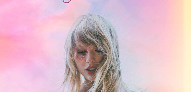 Taylor Swift анонсировала новый альбом Lover