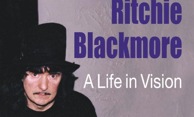 Фотоальбом и полный список концертов Ричи Блэкмора выйдет в продажу
