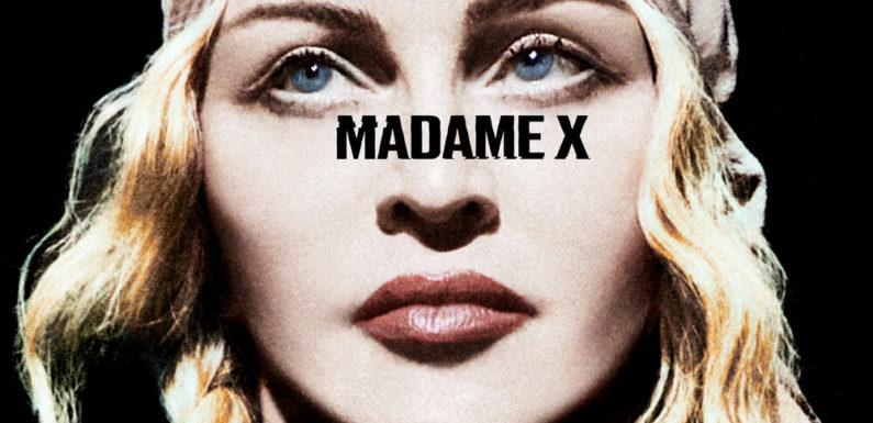 У Мадонны вышел 14-й альбом Madame X