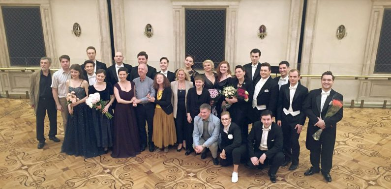 Дмитрий Вдовин: Любой певец должен быть готов к немецкой оперной классике!