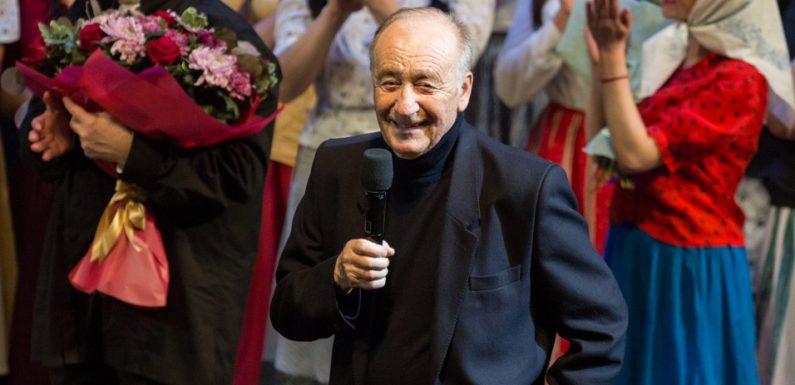 Родион Щедрин стал лауреатом Госпремии за выдающиеся достижения
