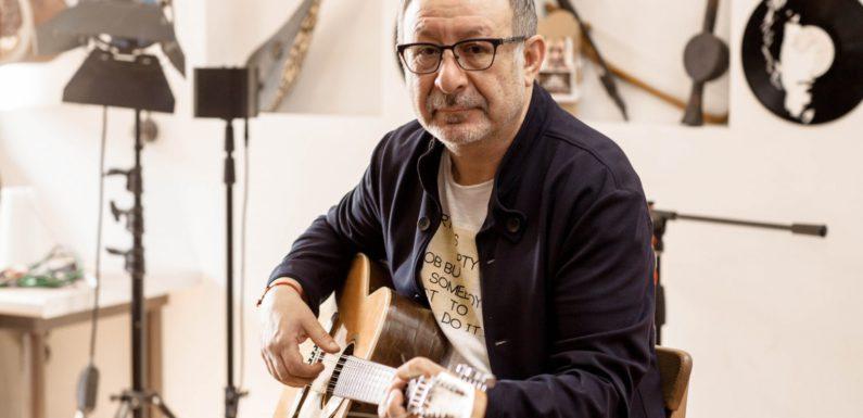 Евгений Маргулис дал вторую жизнь песне «Бумажные солдаты»