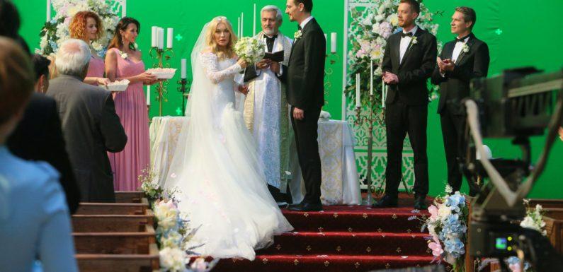 Таисия Повалий стала «сбежавшей невестой»