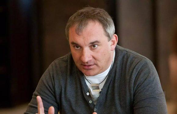 Николай Фоменко получил орден «За заслуги перед Отечеством» I степени