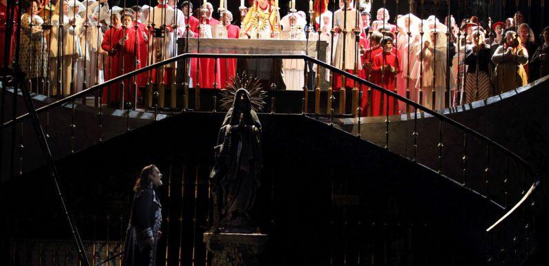 «Тоска» возродилась в лондонском Royal Opera House