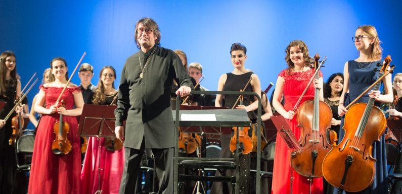 Юрий Башмет и Юношеский оркестр отправляются в тур по России