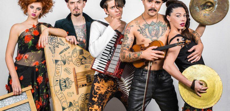 The Hatters выпустили альбом с Кустурицей