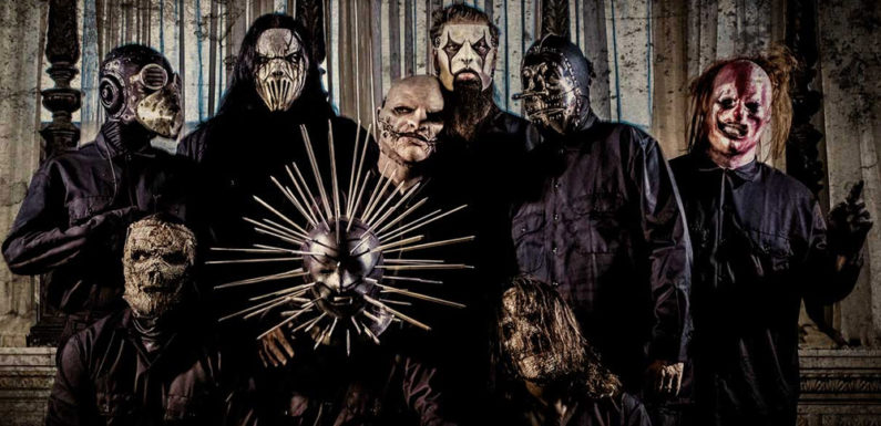 Slipknot выпустил новый альбом We Are Not Your Kind