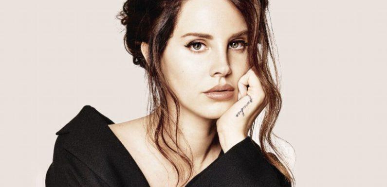 Lana Del Rey показала в одном видео две новых песни