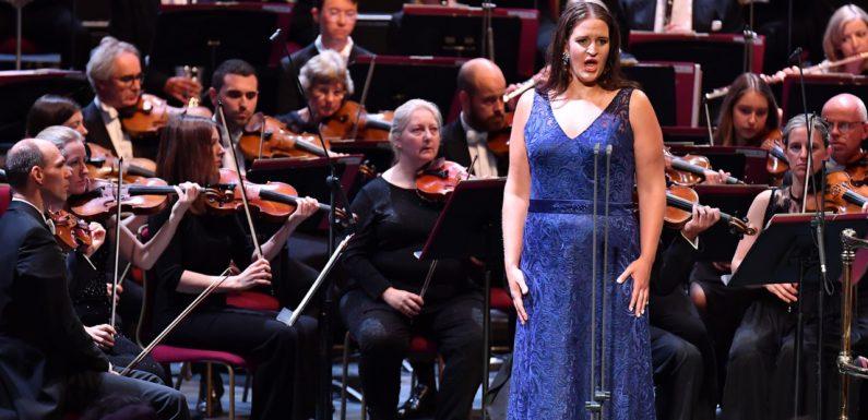 В Лондоне продолжается фестиваль музыки BBC Proms 2019