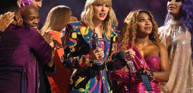 Свифт, Айлиш и Гранде стали триумфаторами MTV Video Music Awards
