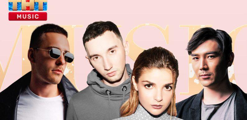 ТНТ Music открыл свой музыкальный лейбл