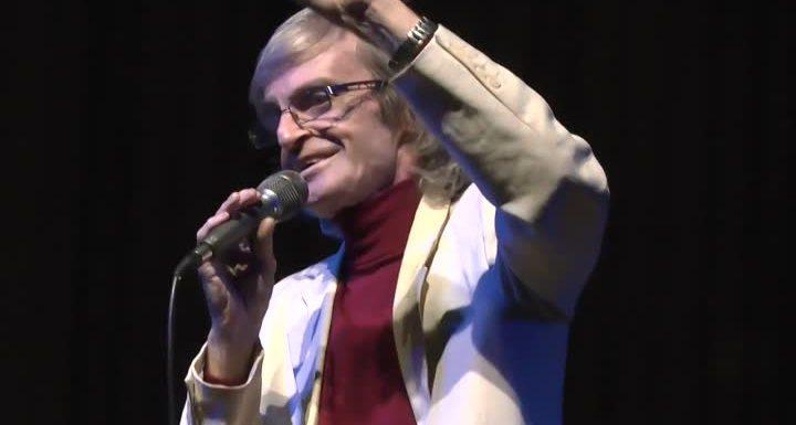 Скончался первый исполнитель «Снег кружится» Юрий Петерсон