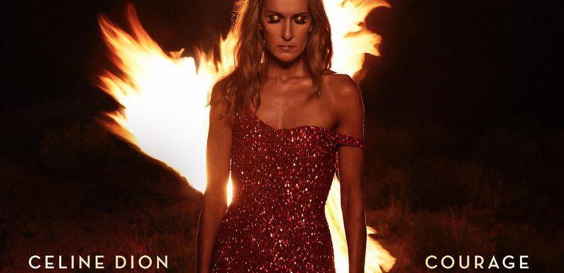 Celine Dion показала 3 песни и начала тур Courage