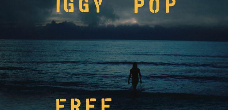 Iggy Pop показал новый альбом Free