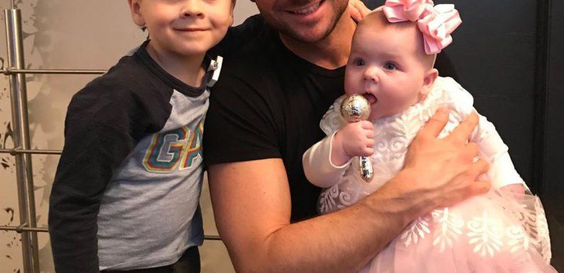 Сергей Лазарев признался, что у него есть дочь