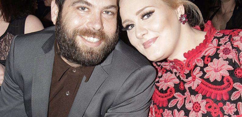 Адель подала на развод с мужем