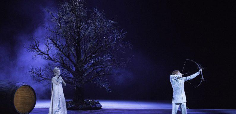 «Сказка о царе Салтане» в Большом театре
