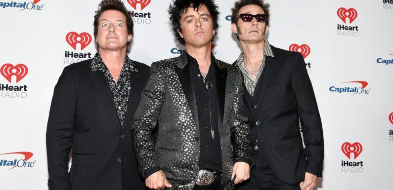 Green Day выпустят кофе с кружкой