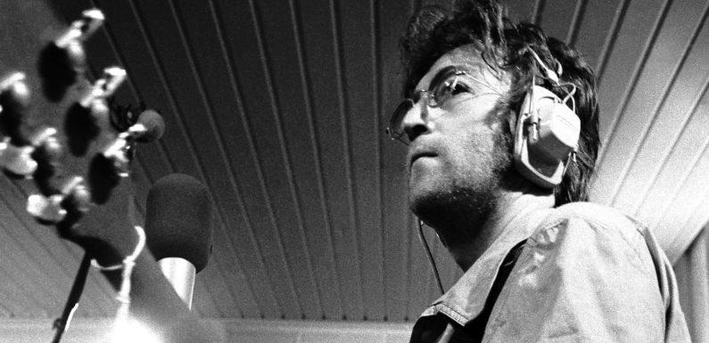 Первый канал покажет фильм «Джон и Йоко: Выше нас только небо»