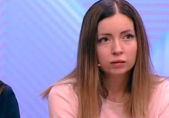 Блогер Диденко устроила истерику на съемках шоу Собчак